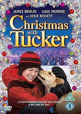 Christmas With Tucker.Christmas With Tucker Dvd Amazon Co Uk James Brolin Gage