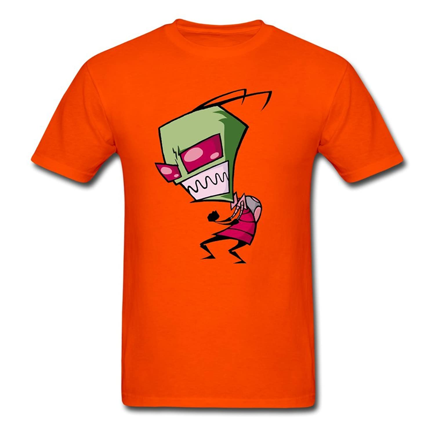 TpIss Invader Zim Gir Angry Western Race Clothing for Men