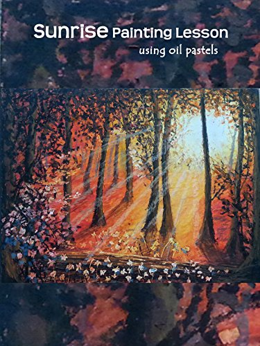 Sunrise Painting Lesson by