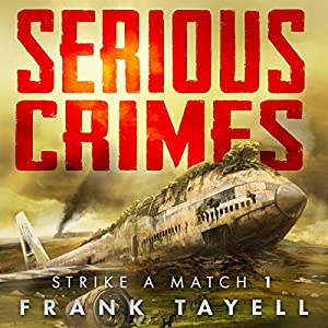 Serious Crimes Audiobook
