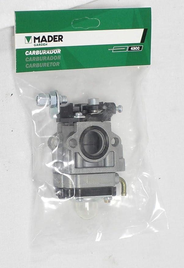 Carburador - Desbrozadora 43cc: Amazon.es: Bricolaje y herramientas