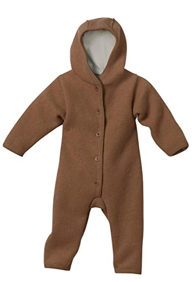 b2f07a323 Amazon.com: Disana Baby Boys' Organic Boiled Wool Snugglesuit ...