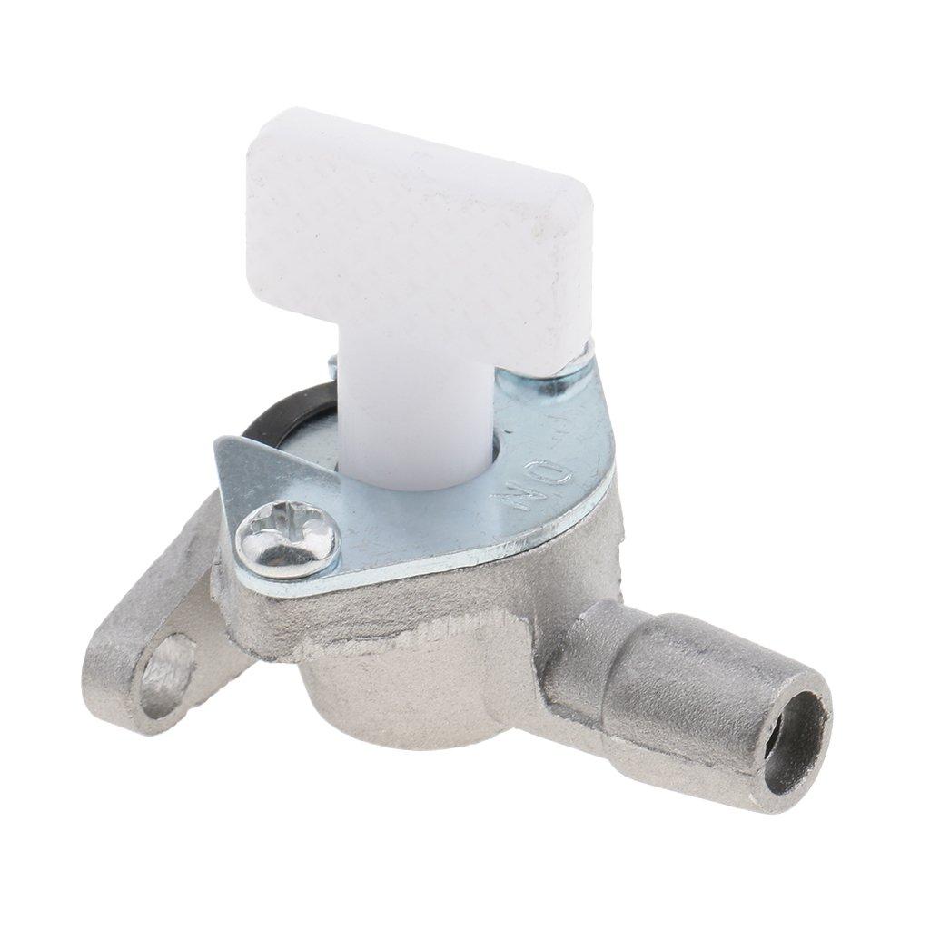 Baoblaze Fuel Tap Switch for 47CC 49CC Engine Mini Motor Pit Dirt Bike ATV Quad