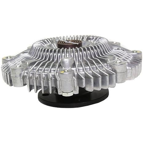 evan-fischer eva12672046053 Ventilador de embrague para Nissan Nissan Pickup 81 - 97/frontera 98 - 04 térmico estándar: Amazon.es: Coche y moto