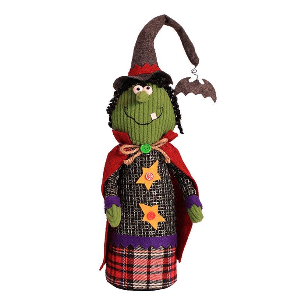 Demarkt Halloween Hexe Puppen Halloween Dekofiguren Plüschspielzeug ...