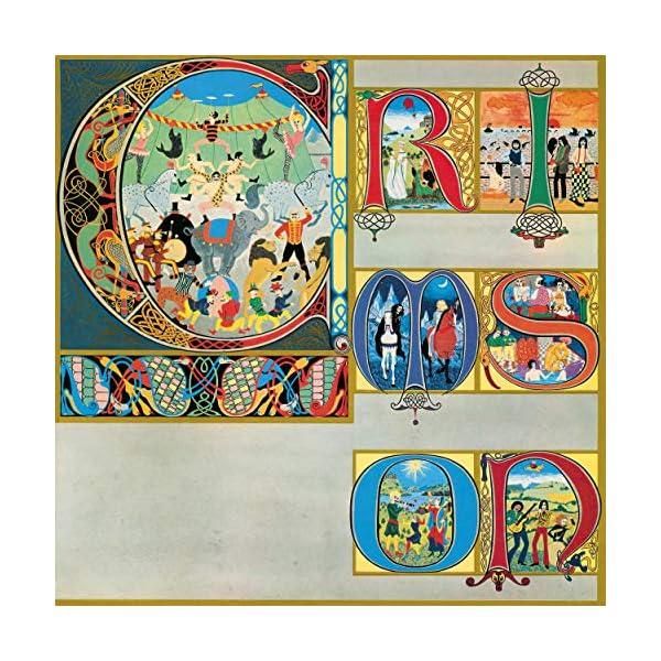 vinile lizard album king crimson