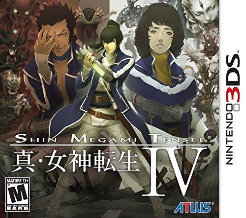 Shin Megami Tensei IV - Nintendo 3DS (Persona 4 Best Fusions)