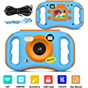 Amkov WiFi Rechargeable 1080P HD Digital Children Camcorders