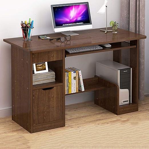 Mesas Para Ordenador Con Gavetas,oficina En Casa Escritorio De ...