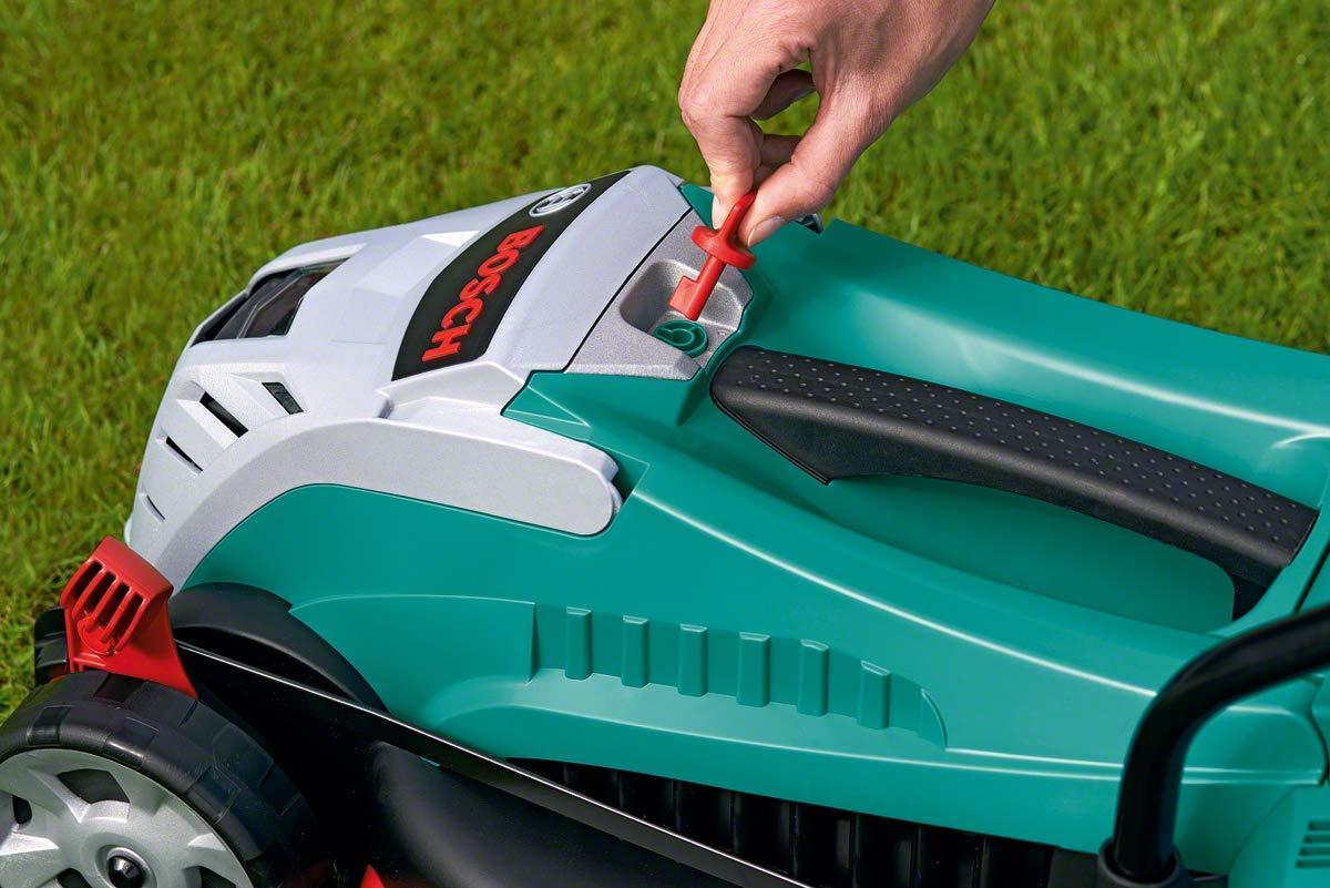 Bosch - Cortacésped a batería Rotak 32 LI (1 batería ...
