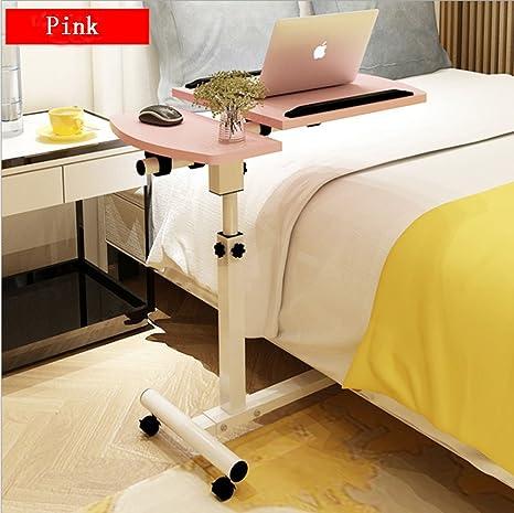 Lylff® semplice in legno girevole scrivania per computer scrivania ...
