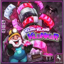Pegasus Spiele 52151G - Kling Klang Klunker, Brettspiele