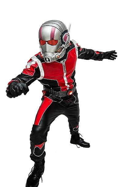 Amazon.com: Disfraz de Halloween de los hombres super Ant ...