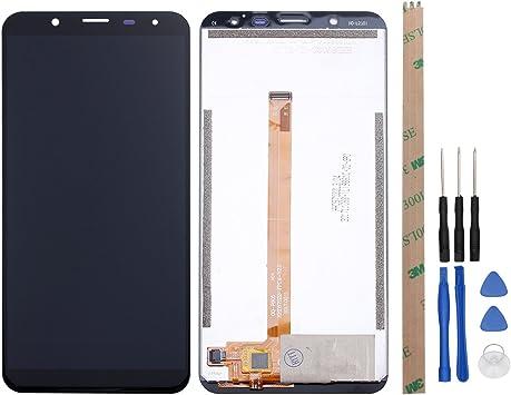 Ocolor Oukitel K5000 Reparación y reemplazo de pantalla LCD + digitalizador de pantalla táctil+Un conjunto de herramientas (Negro): Amazon.es: Electrónica