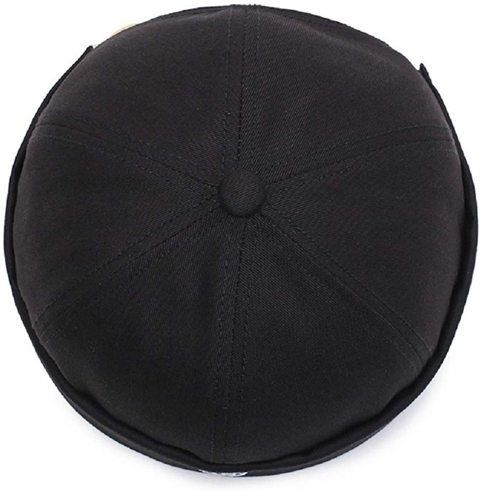Snsunny Bonnet de Biker Unisexe