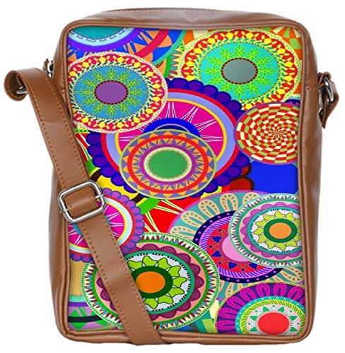 Bolso Multicolor Cruzados Snoogg Mujer Para OIxdqwH4O
