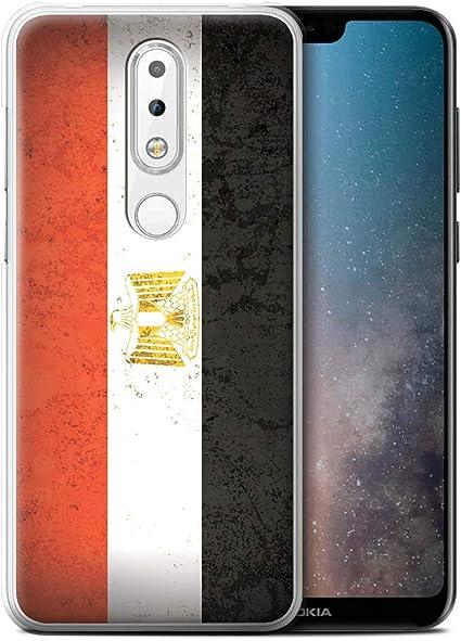 eSwish - Carcasa para teléfono móvil, diseño de Bandera Africana ...