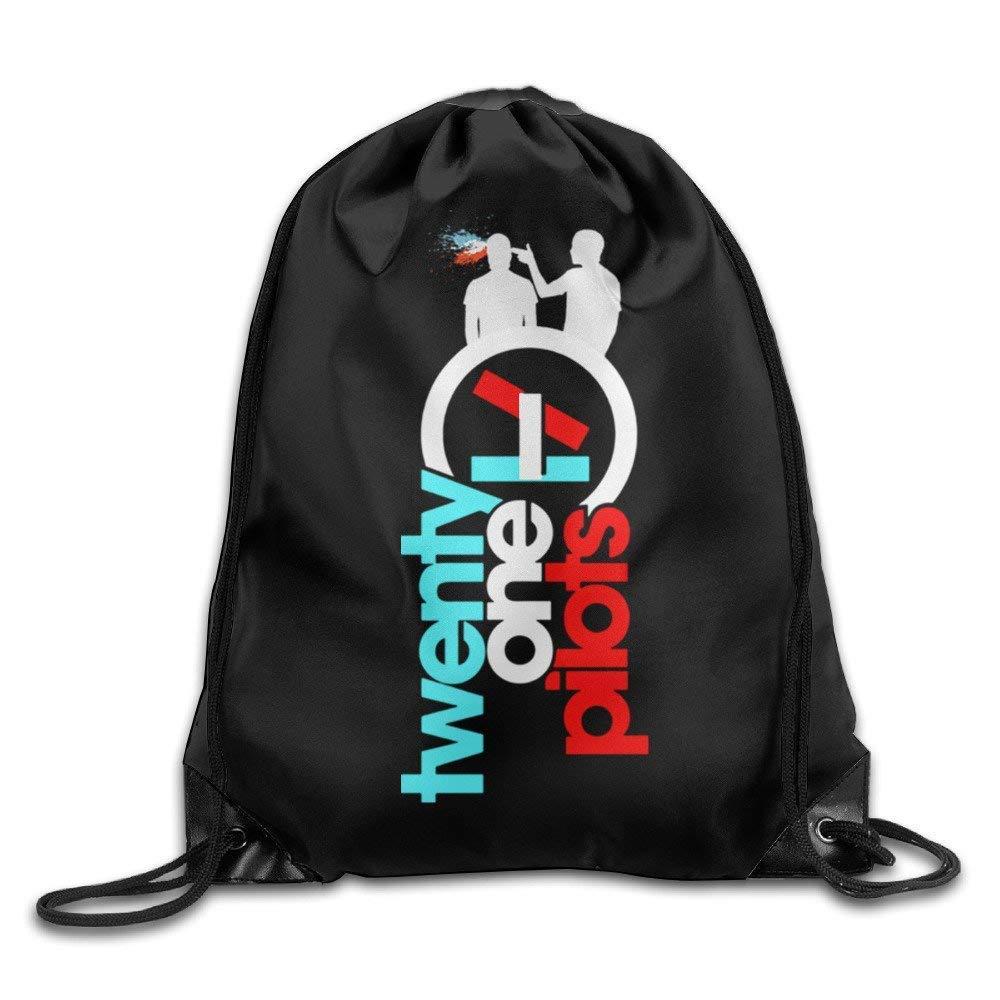 NasNew Drawstring Backpack 21 Pilots Sack Bag