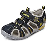 Amazon Price History for:Poppin Kicks Boys' & Girls' Fisherman Closed Toe Athletic Sandals (Toddler/Little Kid/Big Kid)
