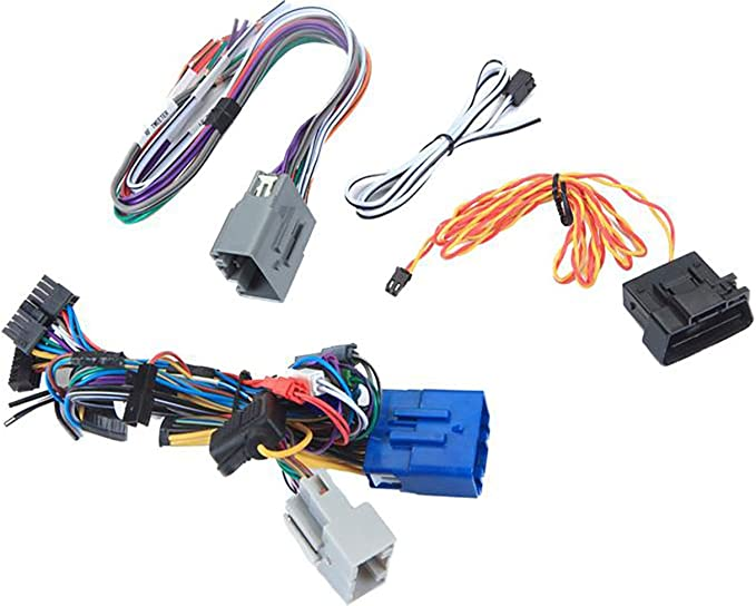 Amazon.com: Maestro HRN-AR-FO2 Plug and Play Amplifier Harness for Ford  Vehicles with Sony AudioAmazon.com