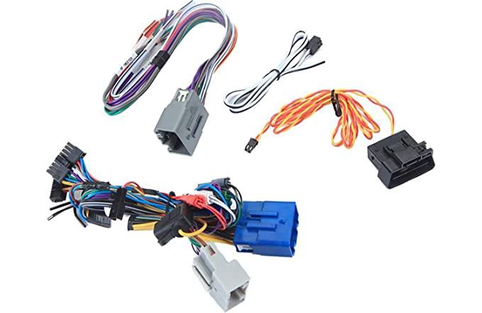 maestro hrn ar fo2 plug and play amplifier harness for ford vehicles with sony audio Ford Wiring Harness Diagrams