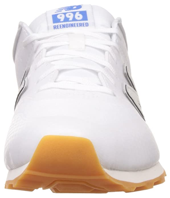 new balance Women s 996 White Sneakers - 6 UK India (39 EU) (8 US)  Buy  Online at Low Prices in India - Amazon.in 4d35ea42c167