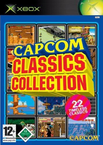 Capcom Classics Collection: Amazon.es: Videojuegos