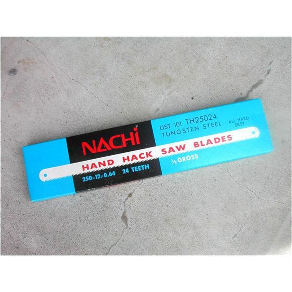 ナチ(NACHI) ノコ刃 ハンドハックソー TH25024 24山 10枚入り B015SWR7WS