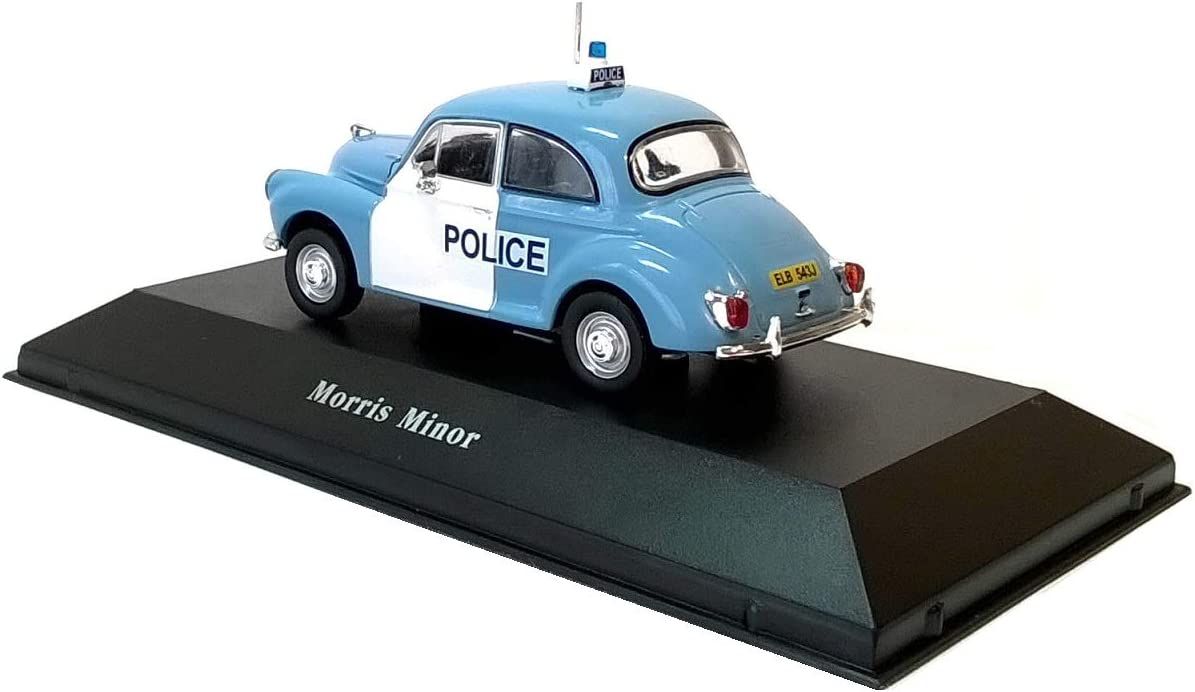 Supreme Models MORRIS MINOR POLICE MODEL CAR 1:43 SCALE IXO ATLAS 7598007 PANDA SALOON K8