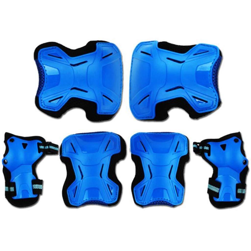 Schutzausrüstung, Ellenbogen-Handgelenkstützpolster Für Outdoor-Aktivitäten (6 Teile)