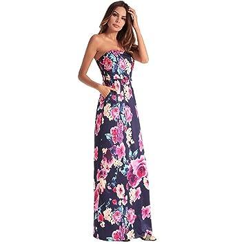 Sexy flower dress