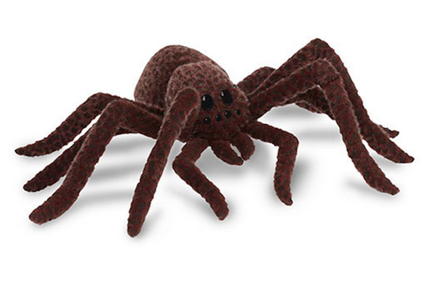 Amazon.com: Wizarding World of Harry Potter : 18 inch wide Stuffed Aragog the Acromantula Spider Plush Toy by Universal Studios: Toys & Games