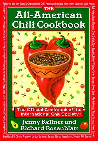 All-American Chili Book