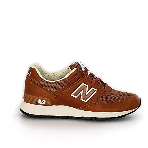 new balance sneakers donna pelle