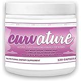 Curvature | Breast Enhancement Pills | Butt Enhancer | Natural Enlargement & Growth