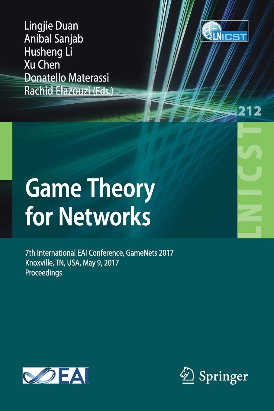 Materassi Low Cost.Buy Game Theory For Networks 7th International Eai Conference