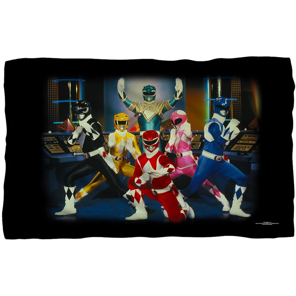 Power Rangers - Stance Fleece Blanket 57 x 35in
