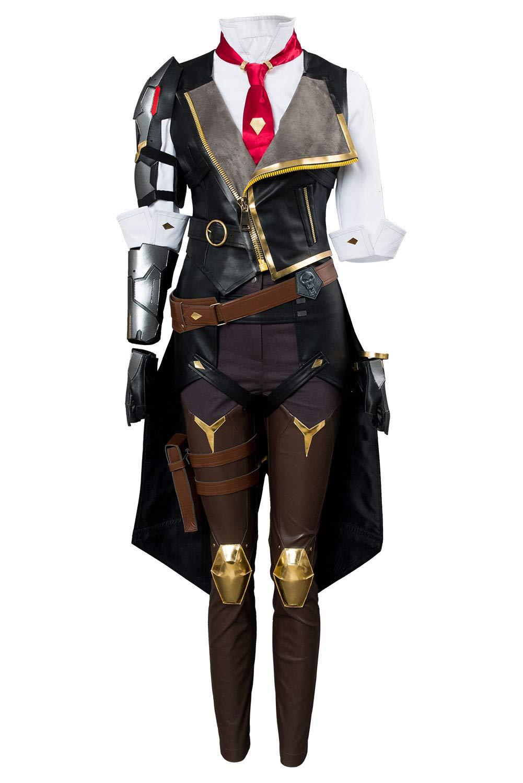 MingoTor OW Anime Superheld Outfit Cosplay Kostüm Damen M B07LCGDV1H Kostüme für Erwachsene Niedriger Preis  | Qualitätsprodukte