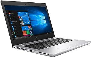 "HP Probook 640 G5 14"" Notebook - 1920 X 1080 - Core i7 i7-8665U - 16 GB RAM - 512 GB SSD - Natural Silver - Windows 10 Pro 64-bit - Intel UHD Graphics 620 - in-Plane Switching (IPS) Technology -"