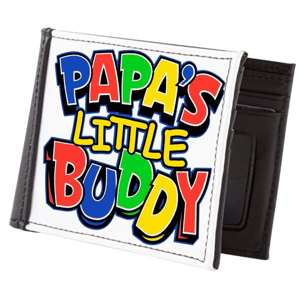 Royal Lion Mens Wallet Billfold Papas Little Buddy Dad Father Son
