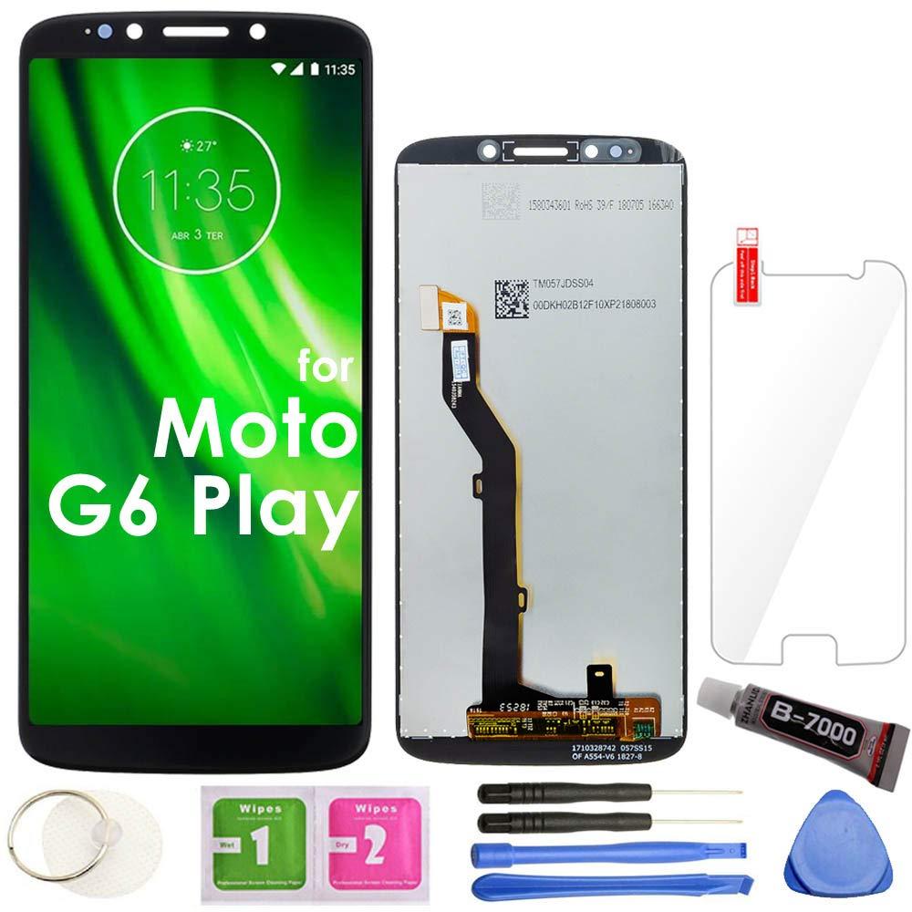 Amazon.com: Fontecho - Pantalla LCD de repuesto para iPhone ...