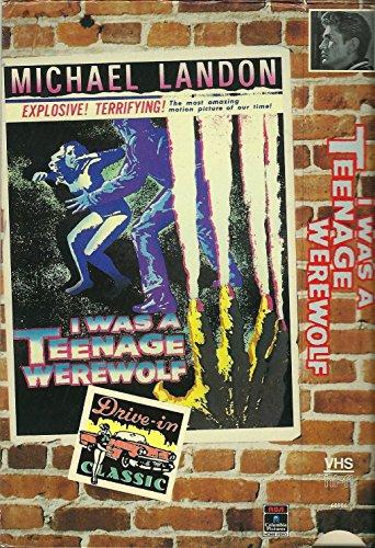 I Was a Teenage Werewolf [VHS] by