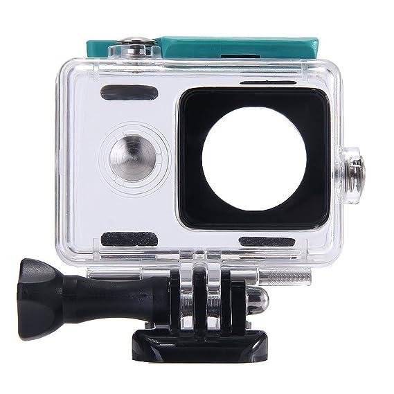 Casco impermeable para videocámara Xiaomi Yi debajo del agua hasta 40m