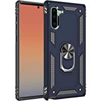 Samsung Galaxy Note 10 Case,Amuoc [ Military Grade ] 15ft. Drop Tested Protective Case | Kickstand | Compatible with Samsung Galaxy Note 10-Royal Blue
