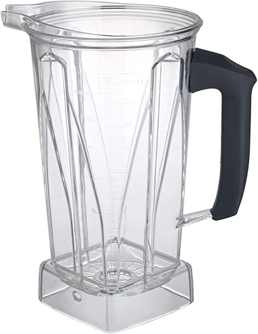 BarBoss Drink Machine Container Only Vita-Prep Vitamix 58625 64-oz Container Portion System Touch and Go