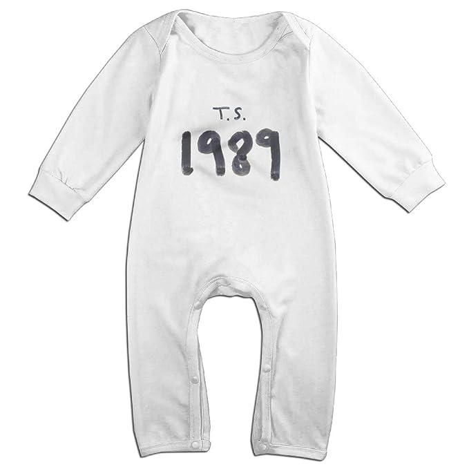Amazon.com: Cute Taylor 1989 Swift Body para bebé Color ...