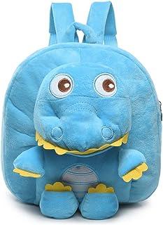 Bogji - Kinder Dinosaurier Rucksack Vorschule Kleinkind Rucksack 3D Niedlichen Tier Kinder Rucksäcke Für Jungen Mädchen