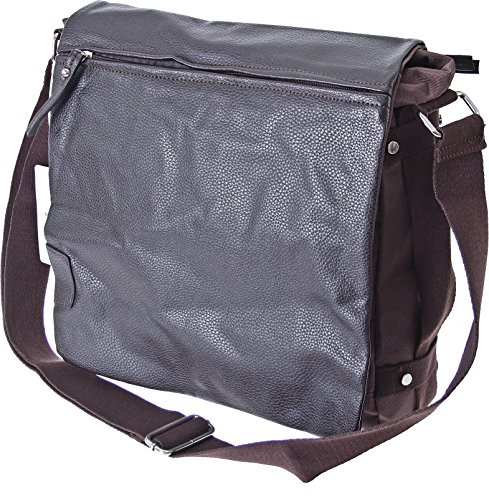 Herisson Brown Herisson Men's Bag Shoulder Men's Shoulder OqwZEpq6x