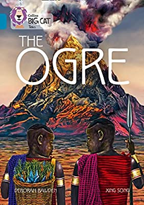 Nissa and the Ogre: A Folk Tale from Africa: Band 13/Topaz