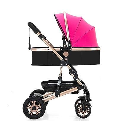 YAYA Portátil Cochecito Plegable Amortiguador Carro de bebé ...